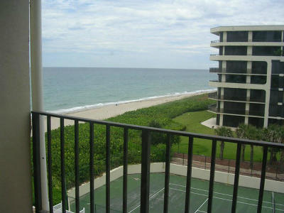 Palm Beach Rental Leased: 3030 S Ocean Boulevard #Apt 545