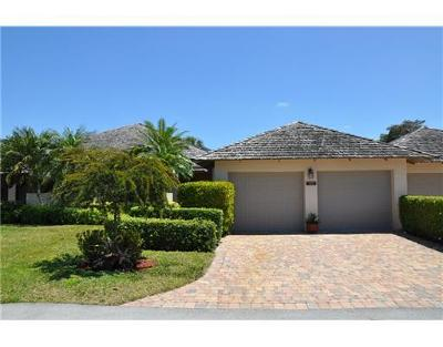 Boca Raton Single Family Home For Sale: 19665 Waters End Drive #1102