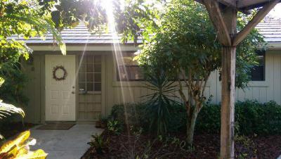 Townhouse Closed: 1127 E Seminole Avenue #4b