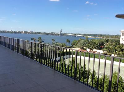 Palm Beach Rental Leased: 3030 S Ocean Boulevard #548