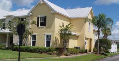Port Saint Lucie FL Condo/Townhouse Closed: $189,900