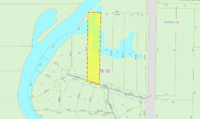 Residential Lots & Land For Sale: 1802 Old River Road