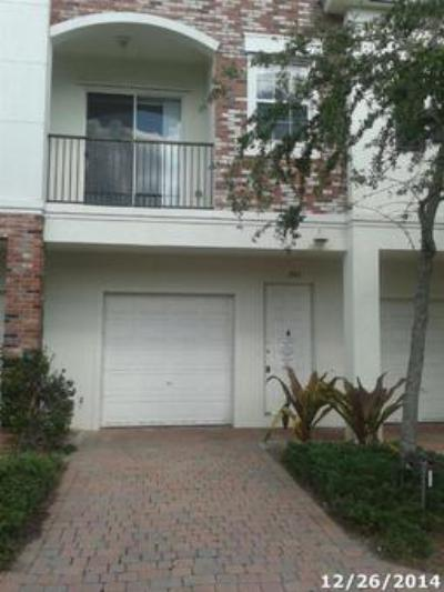 Port Saint Lucie FL Condo/Townhouse For Sale: $56,700
