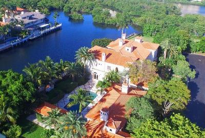 Boca Raton Single Family Home For Sale: 4101 Ibis Point Circle