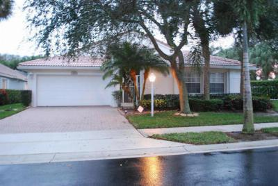Jupiter FL Single Family Home Sold: $360,000