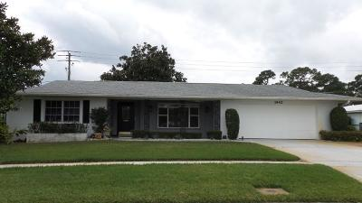 Port Saint Lucie FL Single Family Home Closed: $167,900