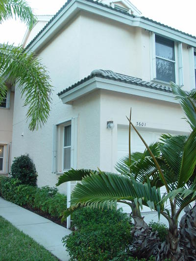 Townhouse Closed: 3601 Fairway Drive
