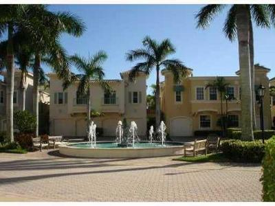Palm Beach Gardens Rental For Rent: 504 Resort Lane