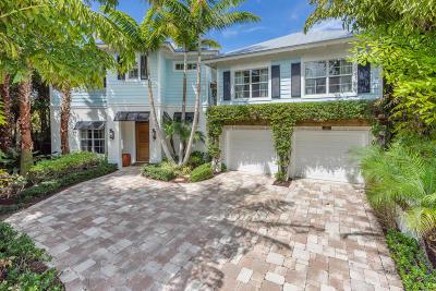 Single Family Home Sold: 103 Beachwalk Lane