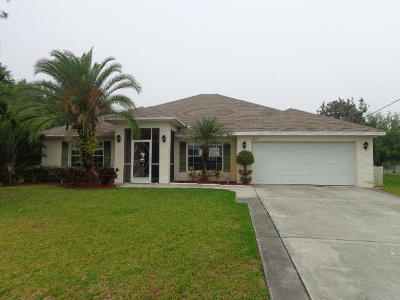 Port Saint Lucie FL Single Family Home Sold: $204,900
