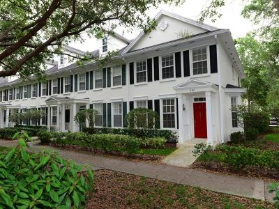 Townhouse Closed: 342 Legare Court