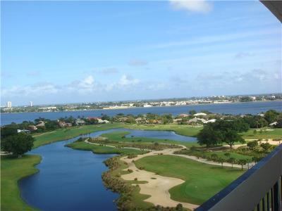 West Palm Beach Rental Leased: 2000 Presidential Way #1601