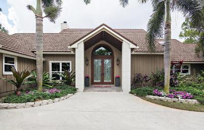 Caloosa, Caloosa 1st Add, Caloosa Add 01, Caloosa As, Caloosa Sec 2 Single Family Home For Sale: 14245 Caloosa Boulevard