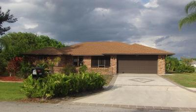 Port Saint Lucie FL Single Family Home Sold: $184,900