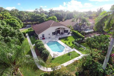 Single Family Home Sold: 19890 Loxahatchee Pointe Drive