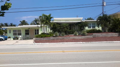 Boynton Beach Multi Family Home For Sale: 5019 Ocean Boulevard