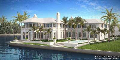 Palm Beach Single Family Home For Sale: 488 Island Drive