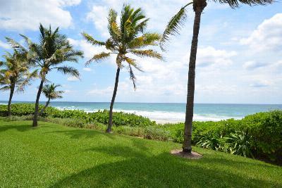 Highland Beach Condo Sold: 3211 S Ocean Boulevard #Ph-3