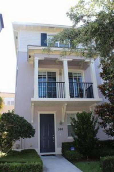 Townhouse Sold: 266 Quarry Knoll Way