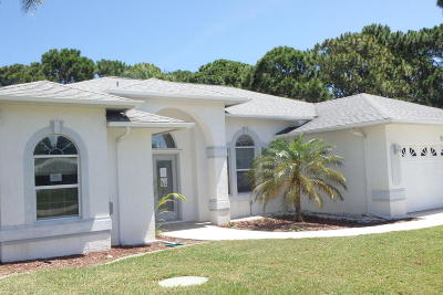 Port Saint Lucie FL Single Family Home Sold: $214,900