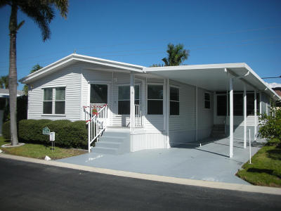 Mobile Home Closed: 400 Highway A1a, #91,