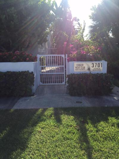 West Palm Beach Rental Leased: 3701 S Flagler Drive #B303
