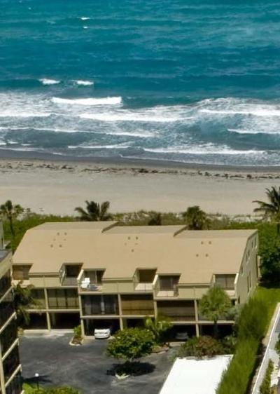 Delray Beach Townhouse Sold: 2175 S Ocean Boulevard #Th2