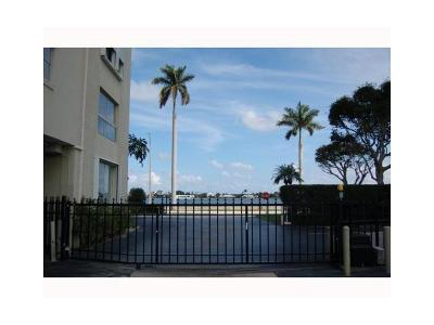 West Palm Beach Rental Leased: 1527 S Flagler Drive #104f