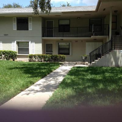Condo Closed: 1501 Sabal Ridge Circle #C