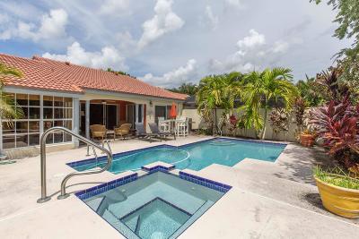 Wellington Single Family Home For Sale: 2240 Las Casitas Drive