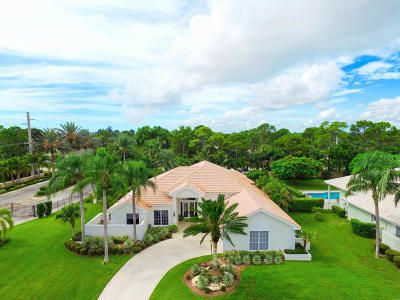 Broward County, Palm Beach County Single Family Home For Sale: 6024 Fountain Palm Drive