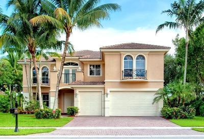 Single Family Home For Sale: 16200 Mira Vista Lane