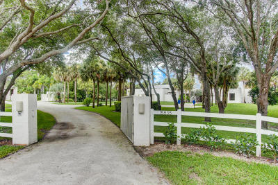 Palm Beach County Single Family Home For Sale: 15835 Imperial Point Lane