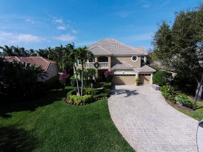Single Family Home Sold: 19810 Loxahatchee Pointe Drive