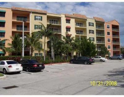 West Palm Beach Rental Leased: 1610 Presidential Way #303-B