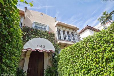 Palm Beach Condo For Sale: 342 Cocoanut Row #C