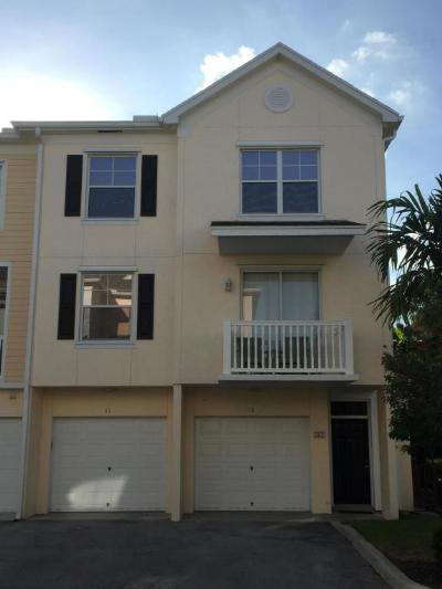 Townhouse Sold: 155 Galicia Way #202