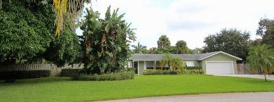 Single Family Home Sold: 18128 Palm Point Drive