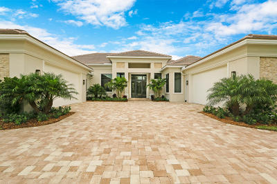 West Palm Beach Single Family Home For Sale: 7272 Horizon Drive