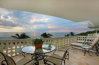 Delray Beach Condo Sold: 1225 S Ocean Boulevard #402