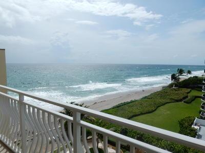Boca Raton Condo Sold: 310 S Ocean Boulevard #6040