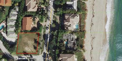 Highland Beach Residential Lots & Land For Sale: 4112 S Ocean Boulevard
