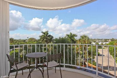 Harbour House Condo For Sale: 2295 S Ocean Boulevard #412