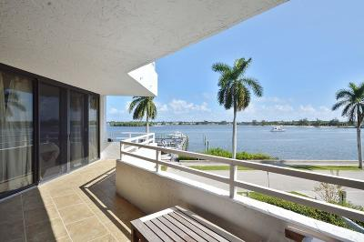 West Palm Beach Condo Sold: 3701 S Flagler Drive #B-306
