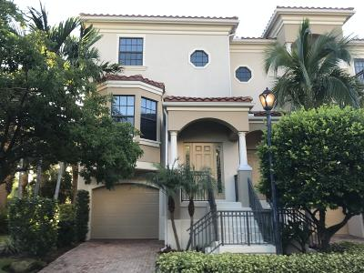 Townhouse Sold: 401 Del Sol Circle