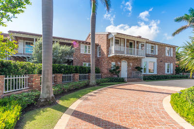 Palm Beach Single Family Home For Sale: 330 Island Road