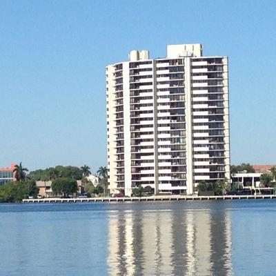 West Palm Beach Rental Leased: 1200 S Flagler Drive #Ph4