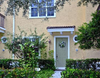 Townhouse Closed: 105 W Indian Crossing Circle