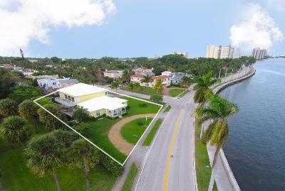 West Palm Beach Residential Lots & Land For Sale: 2305 S Flagler Drive