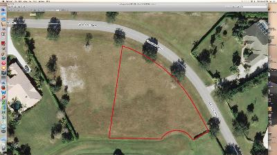 Palm Beach County Residential Lots & Land For Sale: 2220 Greenbriar Boulevard